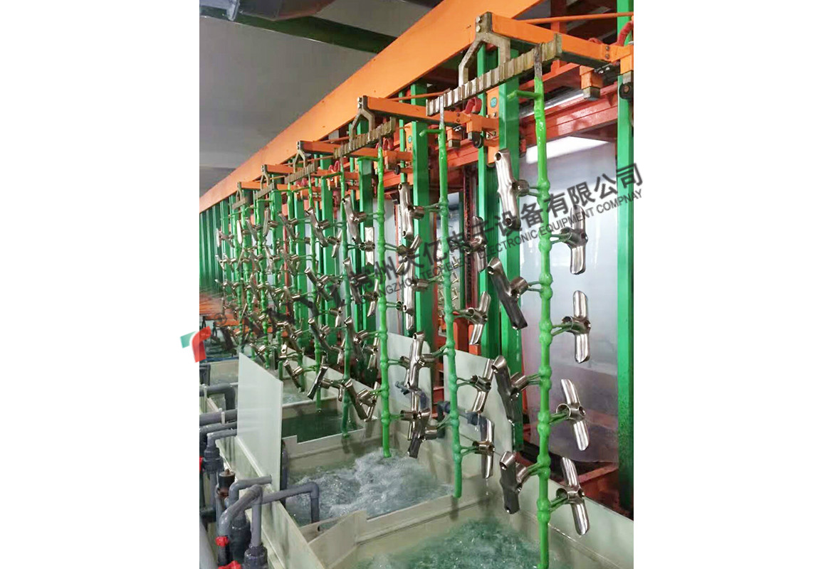 Chrome plating machine for bathroom kitchen faucet
