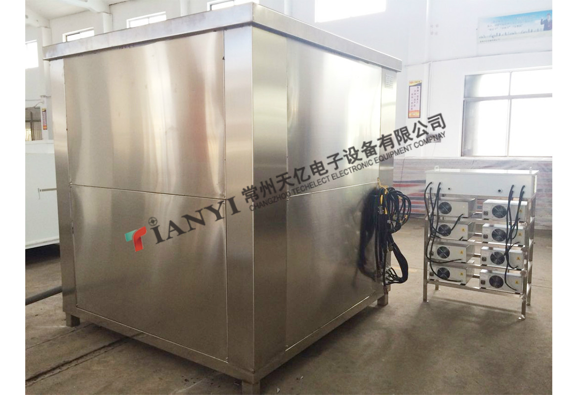 Large volume Ultrasonic cleaning machine